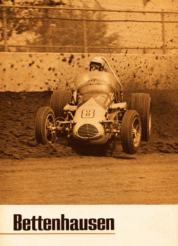 Bettenhausen USAC Sprint Car
