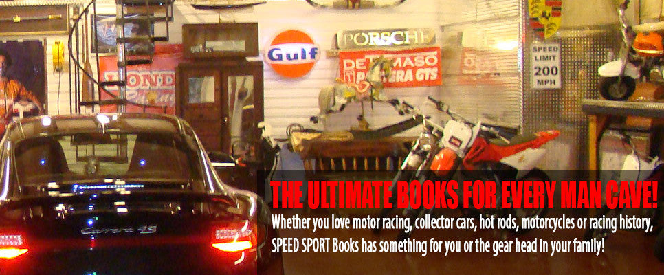 motorsports books racing books