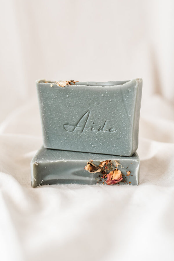 Aide Bodycare Soap - Charcoal