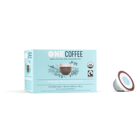 One Coffee Colombian 18ct