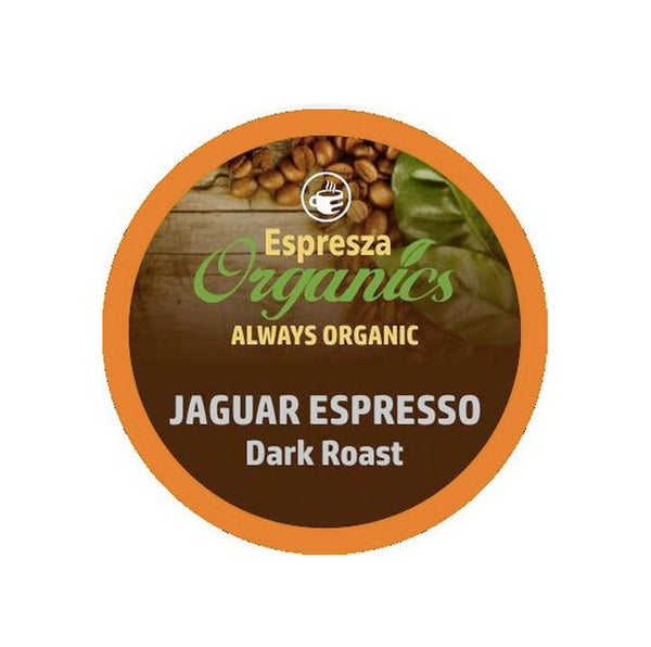 Espresza Organics - Jaguar Espresso Fair Trade 24ct