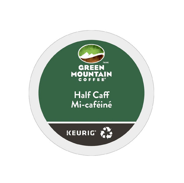Green Mountain Half-Caff 24ct