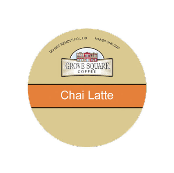 Grove Square Chai Latte 24ct