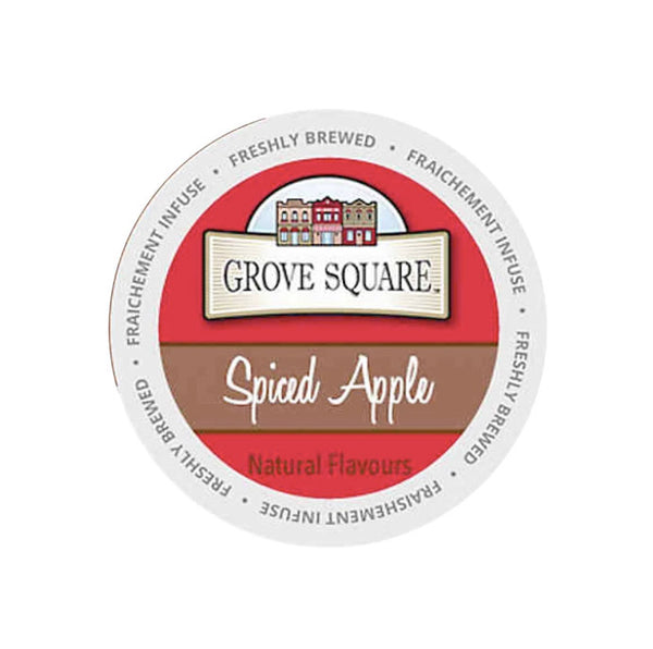 Grove Square Spiced Apple Cider 24ct