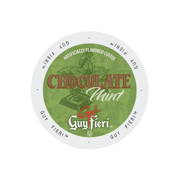 Guy Fieri Chocolate Mint 24ct