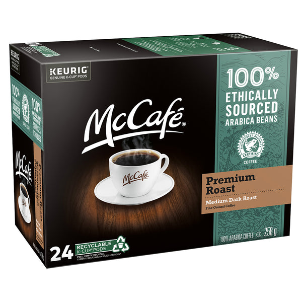 McCafé Premium Roast Coffee 24ct.