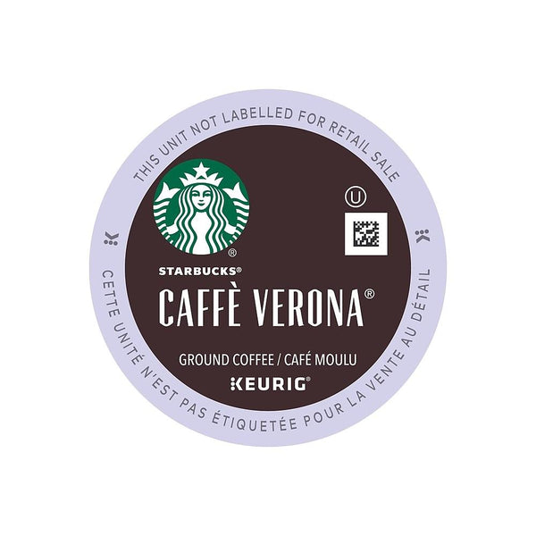 Starbucks Caffe Verona Dark 24ct