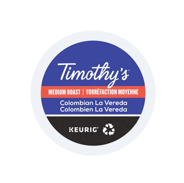 Timothy's Colombian La Vereda 24ct