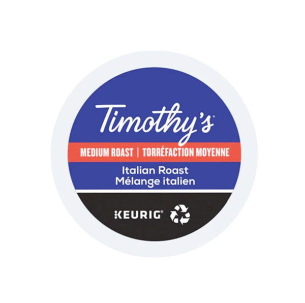 Timothy's Italian Roast 24ct