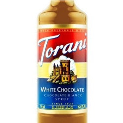 Torani - White Chocolate