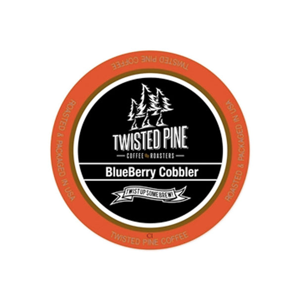 Twisted Pine Blueberry Cobbler 24ct