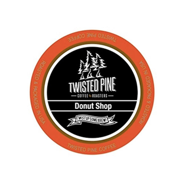Twisted Pine Donut Shop 24ct