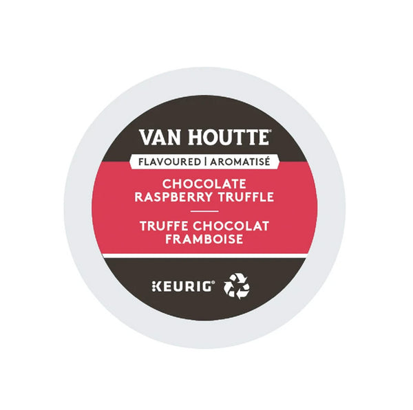 Van Houtte Chocolate Raspberry Truffle 24ct