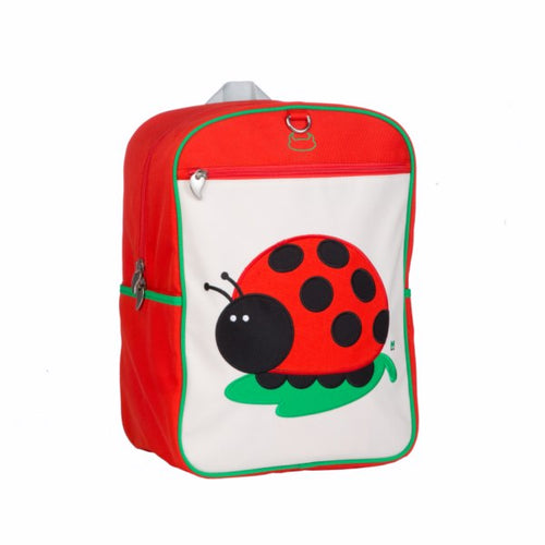 Beatrix New York Big Kid Backpack Juju Ladybug New Design