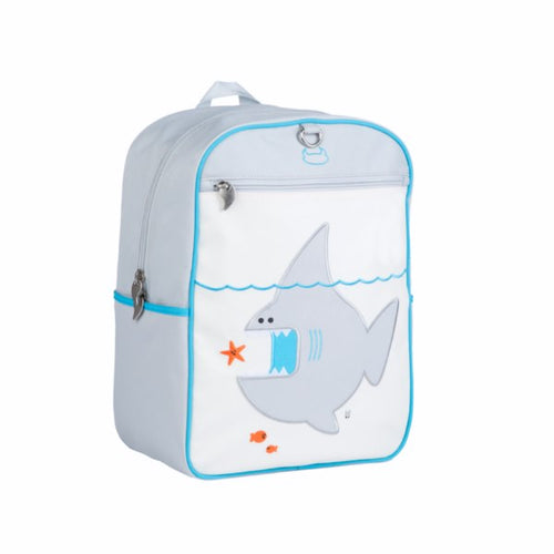Beatrix New York Big Kid Backpack Nigel Shark New Design