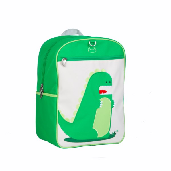 Beatrix New York Big Kid Backpack Percival Dinosaur New Design