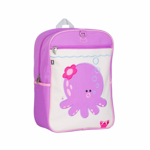 Beatrix New York Big Kid Backpack Penelope Octopus New Design