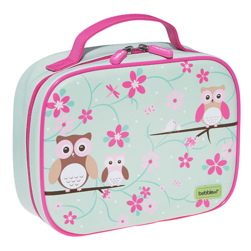 Bobble Art Owl Large Lunch Box