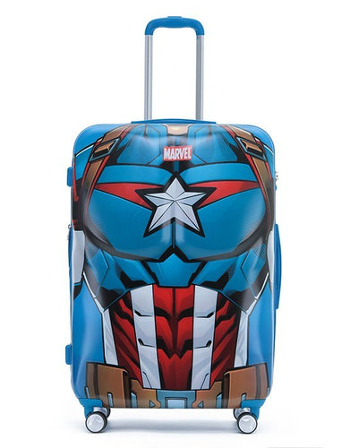 Captain America Hard Shell 28 Inch Suitcase