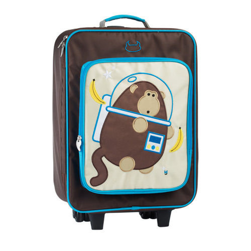Beatrix New York Wheelie Bag ~ Monkey Dieter in Space