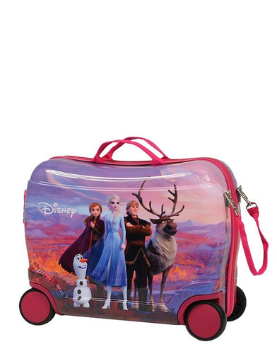 Disney Frozen Ride On Kids Suitcase