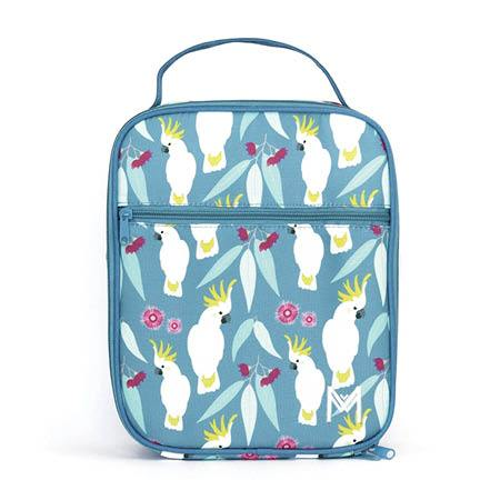 Montii Co Insulated Lunch Bag Cockatoo