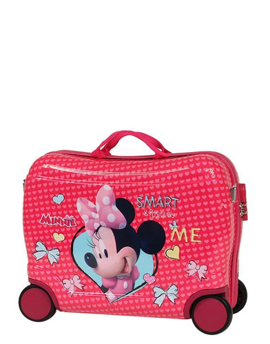 Disney Minnie Mouse Ride On Kids Suitcase