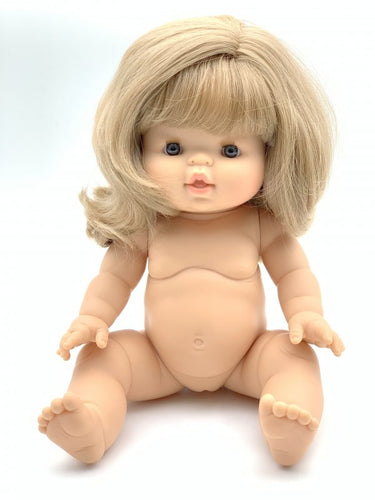Paola Reina Gordis Blond Girl Doll 34cm – Penelope