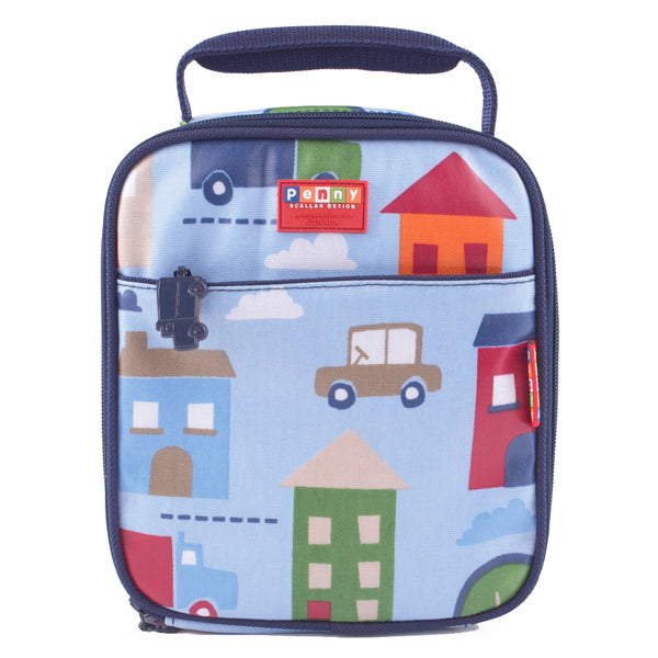 Penny Scallan Small Lunch Box ~ Big City