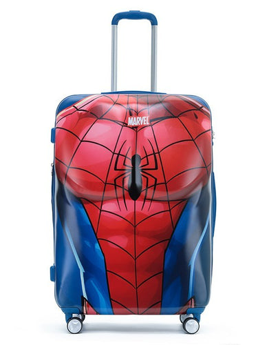 Spiderman Hard Shell 24 Inch Suitcase