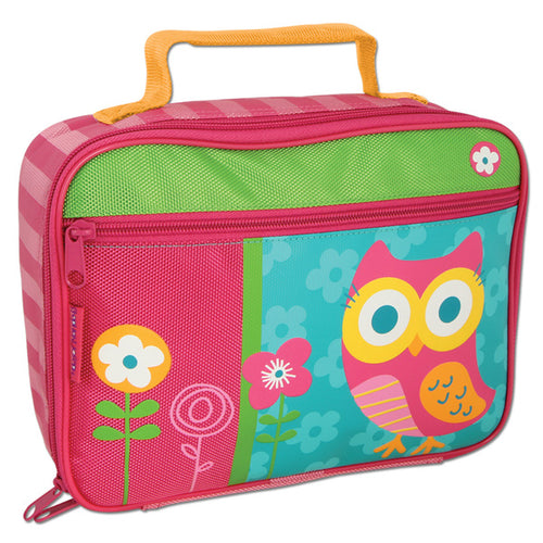 Stephen Joseph Kids Lunch Box Owl