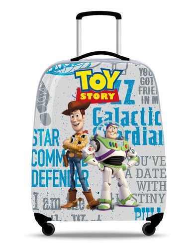 Disney Toy Story Hard Shell 17 Inch Suitcase
