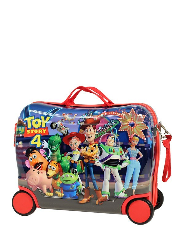 Disney Toy Story Ride On Kids Suitcase