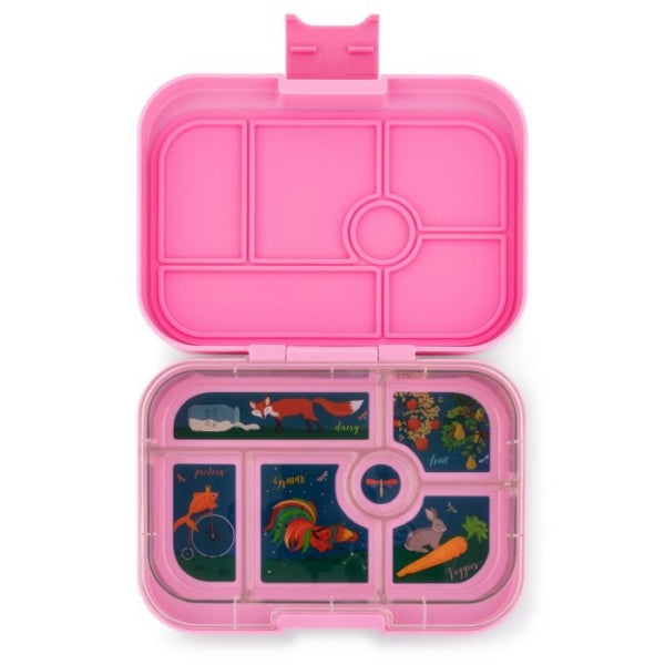 Bento Yumbox Original Leakproof Lunch Box Stardust Pink
