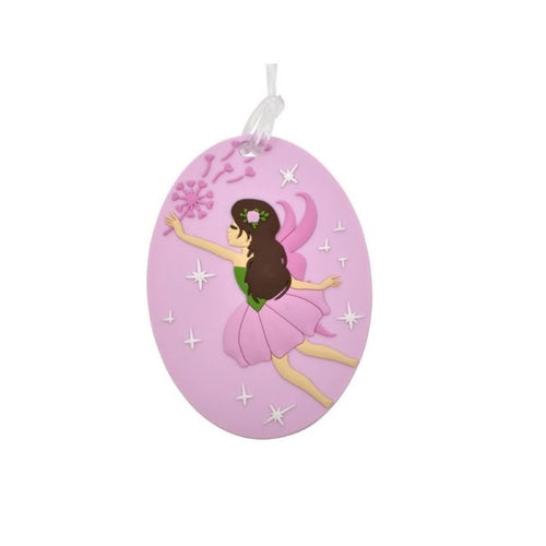 Bobble Art Bag Tag Fairy