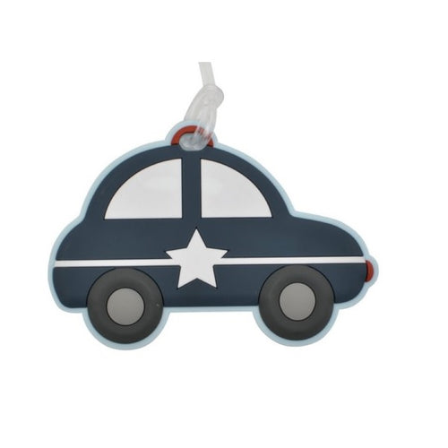 Bobble Art Bag Tag ~ Cars