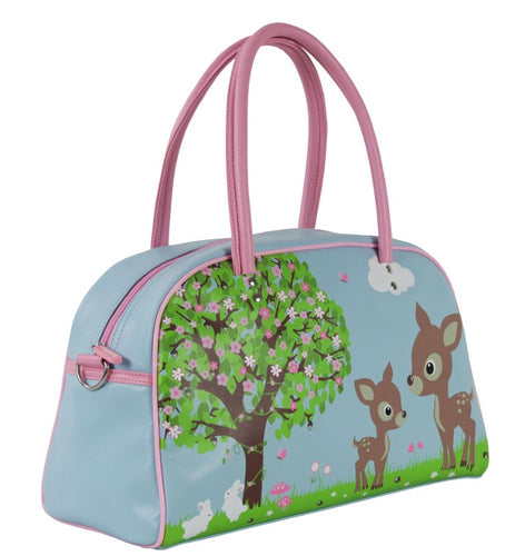Bobble Art Bowling Bag Woodland