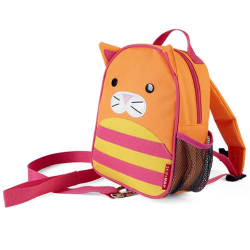 Skip Hop Mini Backpack with Harness ~ Cat