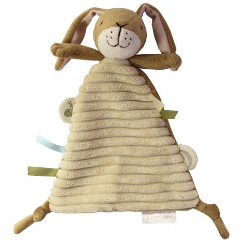 Little Nutbrown Hare Comfort Security Blanket
