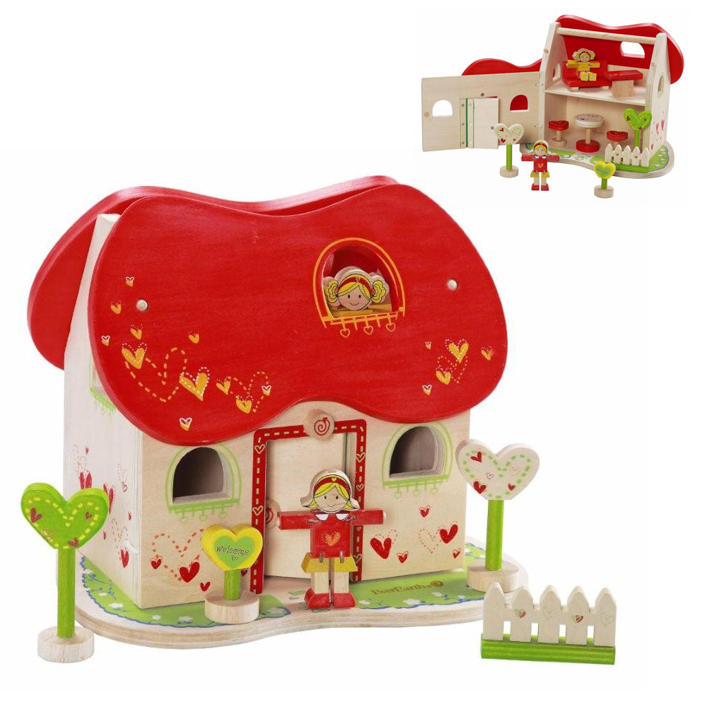 EverEarth Wooden Fairy Dolls House