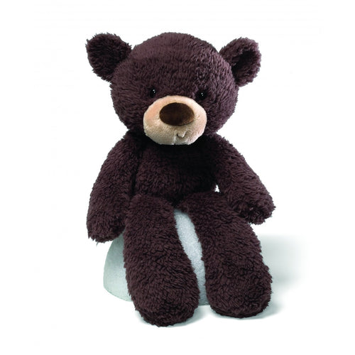 GUND Fuzzy Chocolate Bear Soft Toy