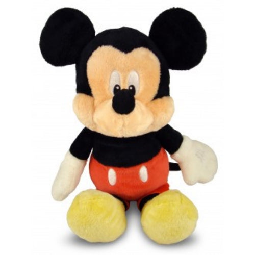 Mickey Mouse Plush Soft Toy with Chime