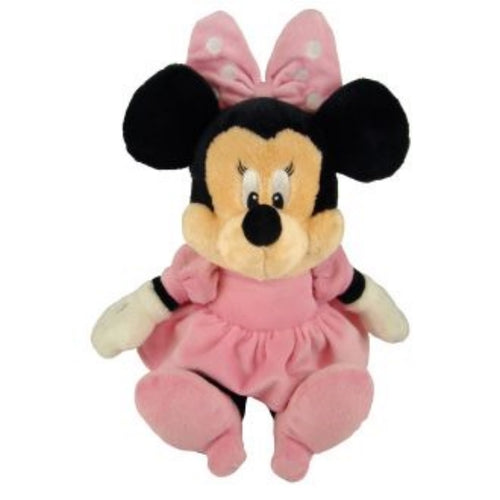 Minnie Mouse Plush Soft Toy with Chime