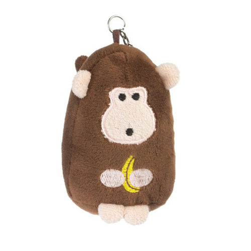 Beatrix New York Micro Cuddly Bag Clip – Monkey Dieter