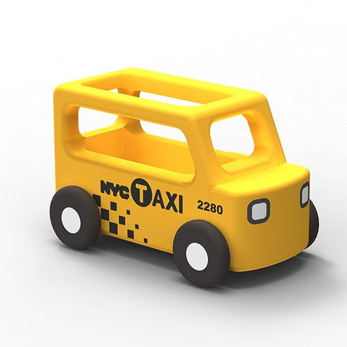 Moover Mini Wooden Taxi