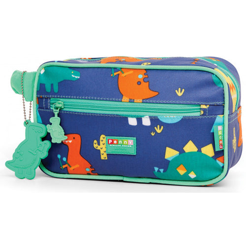Penny Scallan Wet Pack Toiletry Bag Dino Rock