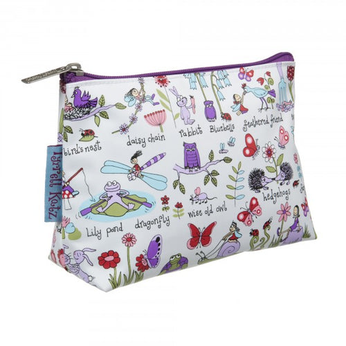 Tyrrell Katz Toiletry Bag ~ Secret Garden