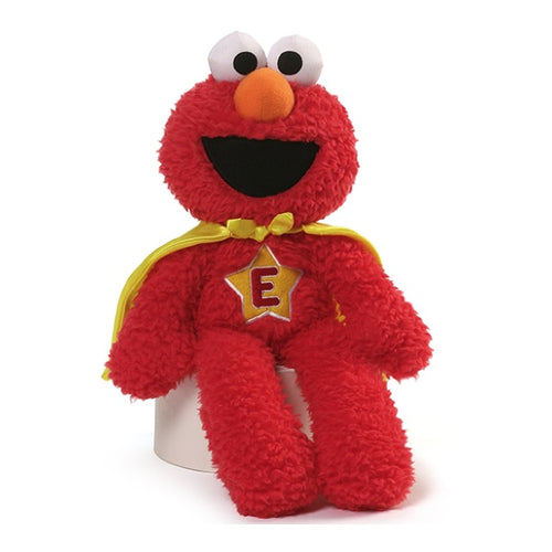 Sesame Street Superhero Elmo Take Along Soft Toy