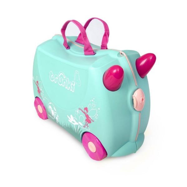 Trunki Kids Ride On Suitcase Flora the Fairy