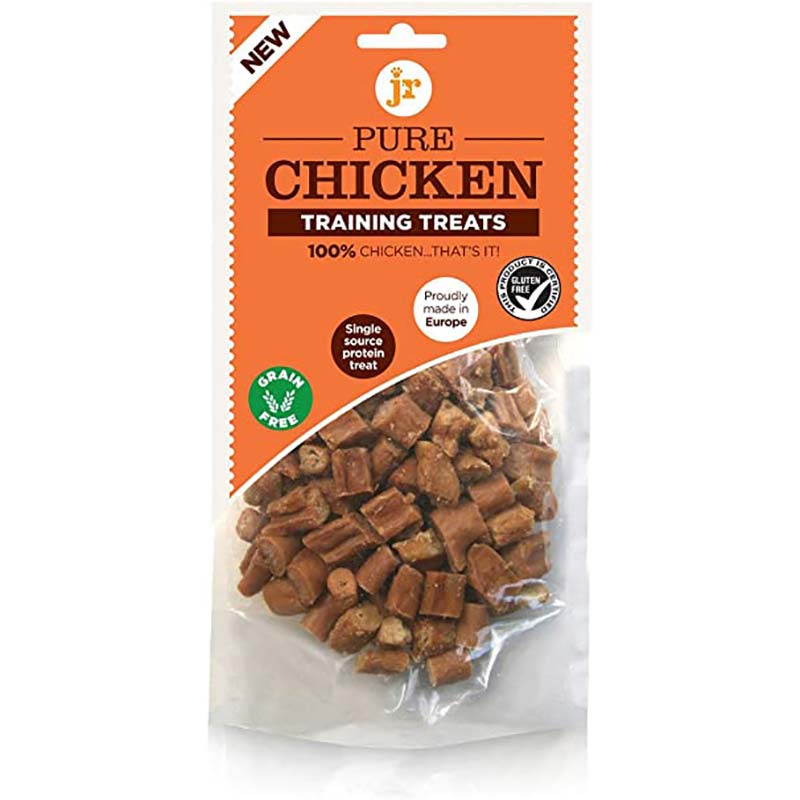 JR Pure Chicken Training Treats